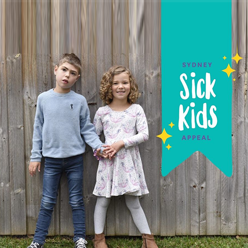 Introducing Sydney Sick Kids Appeal