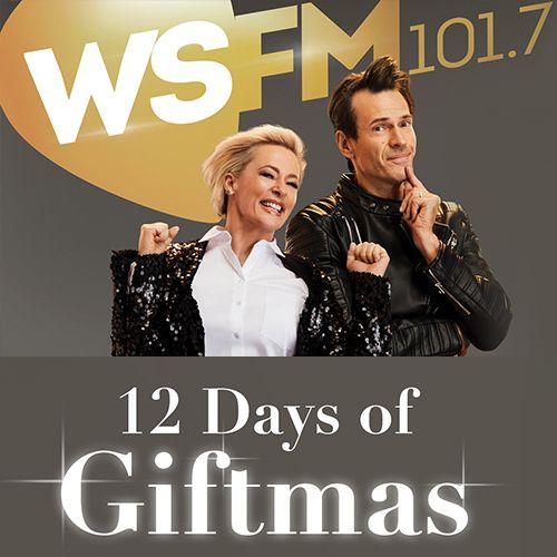 WSFM hosts 12 Days of Giftmas